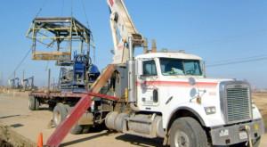Trucking Crane